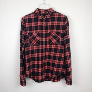 Urban Outfitters | BDG Plaid Button Down